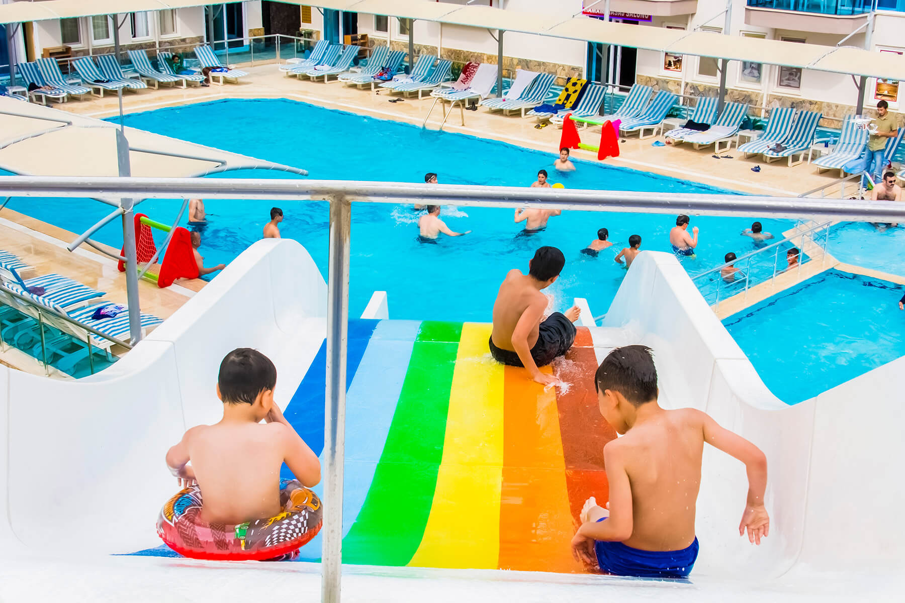 Special To Kids || Tuğra Suit Hotel Alanya